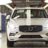 沃尔沃在其位于瑞典的Torslanda装配厂开始生产XC60