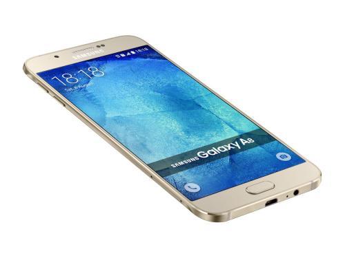 配备Exynos 5433 Octa-Core SoC的三星Galaxy A8在日本正式上市