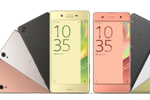 索尼在印度推出采用Android 6.0 Marshmallow的Xperia X和Xperia XA智能手机