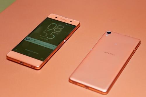 索尼最近在印度推出了Xperia X和Xperia XA智能手机