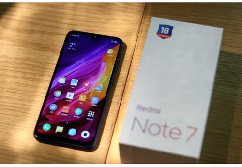 Redmi Note 7 Pro的闪购再次启动了解从价格到功能的每一个细节