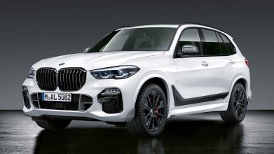 2018年BMW M5 M Performance零件与MotoGP汽车一同亮相
