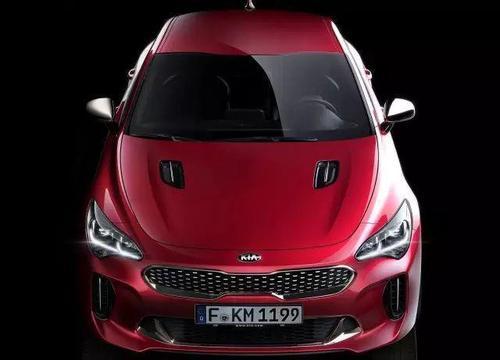 起亚Stinger V6阵容的标准功能得到确认