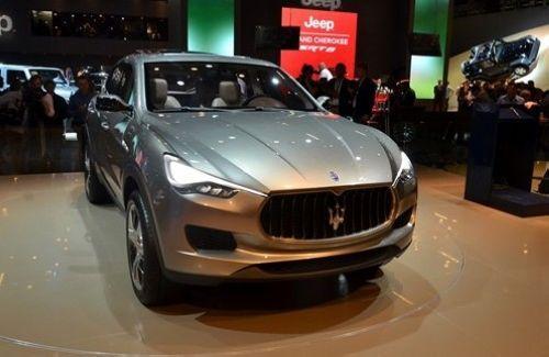 大众汽车可能会在几周内的法兰克福车展上全面发布SUV
