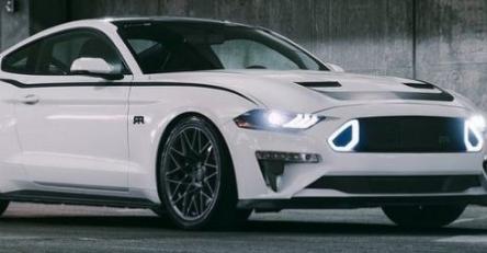 2018福特野马RTR将在SEMA亮相 可装700hp