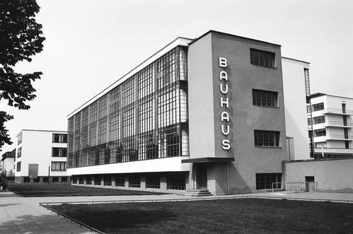 包豪斯大学是历史上最具影响力的艺术和设计学校