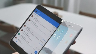微软对运行Android的新型可折叠Surface Duo手机感到惊讶