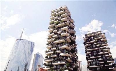 曼哈顿金融区崛起的住宅摩天大楼