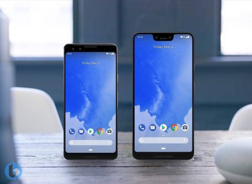 Google Pixel 3添加了双SIM卡和双待机支持