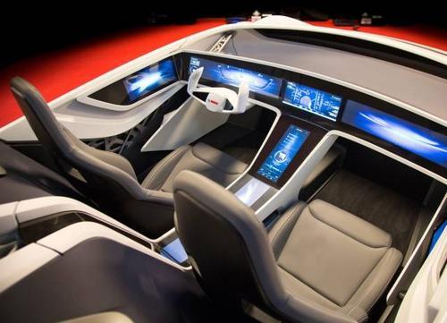 Nio EVE概念被设想为2020年的自动驾驶汽车