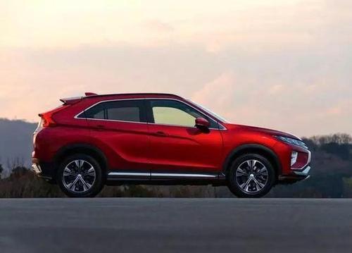 三菱已经在下周的日内瓦车展上首次亮相了其全新的SUV名为Eclipse Cross