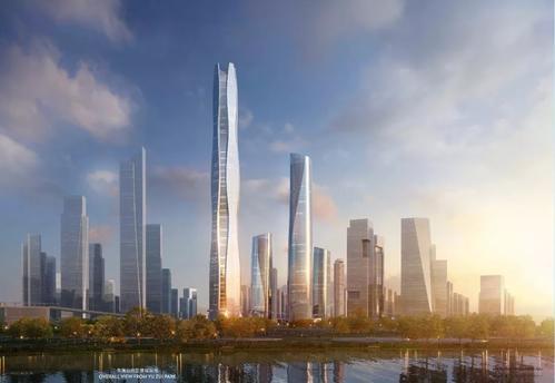 UNStudio和Cox Architecture赢得了为墨尔本设计一座超高层摩天大楼的竞赛