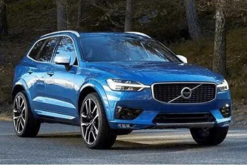 沃尔沃已经为新的XC60 SUV发布了一对花语