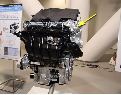 福特GT引擎规格揭晓有史以来最快的福特