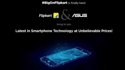 Flipkart Republic Day促销Asus智能手机最高可优惠8000卢比