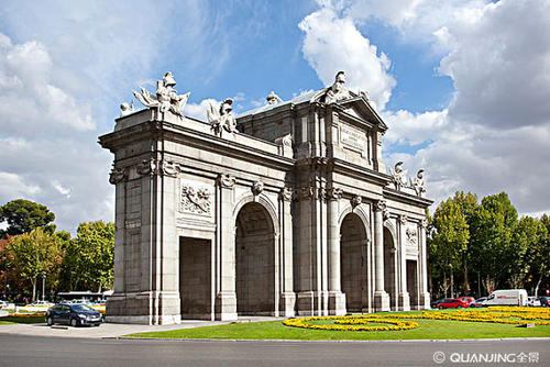 拯救旨在促进情感依恋的马德里儿童基金会总部