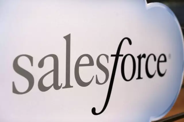 Salesforce使用Krux数据管理平台增强营销云