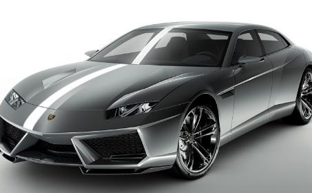 现在兰博基尼正在计划四门车 但与法拉利不同的是 这是一辆轿车