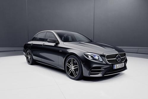Mercedes-AMG E 43&350e hybrid在澳大利亚开始销售