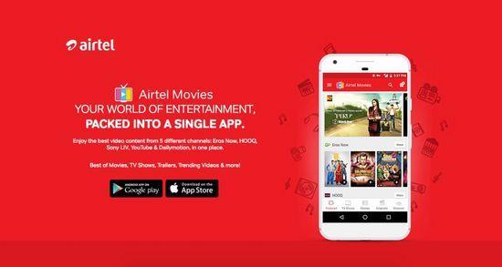 Airtel的后付费套餐将提供240GB的免费数据和折扣