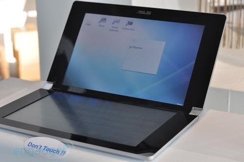 华硕推出首款双屏笔记本电脑了解价格和功能