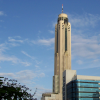 丹麦公司BIG公布了一对旋转塔的新渲染图