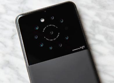 索尼与Light的合作旨在将智能手机摄影推向新的高度