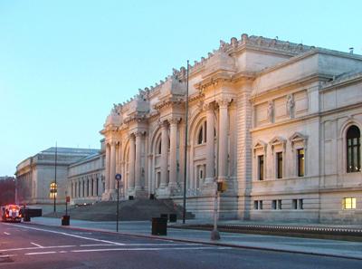 在纽约的每日研讨会上观看大都会博物馆的一年建筑