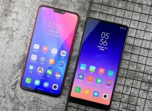 Vivo V9和Xiaomi Mi MiX 2S将于3月27日发布详细信息