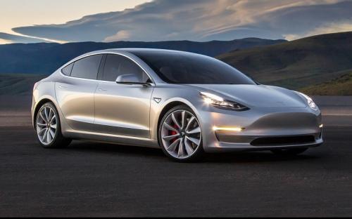 备受期待的特斯拉Model 3的第一部预告片已于3月31日发布之前发布