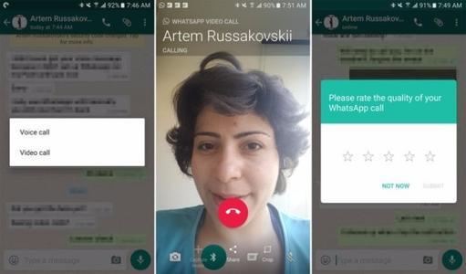 如何在Android上正式启用激活Whatsapp语音通话功能