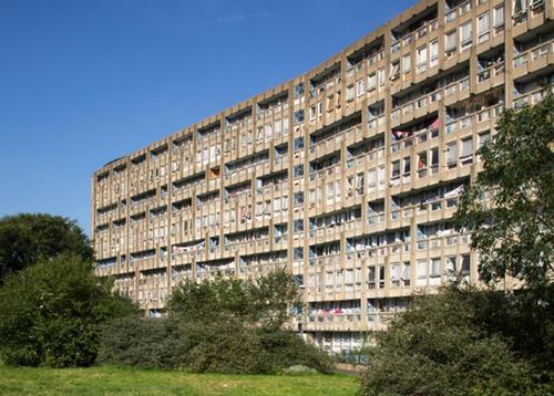 罗宾汉花园荣登20世纪协会遗失的建筑瑰宝之列