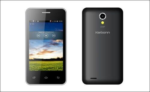 Idea在Karbonn的智能手机和功能手机上提供丰厚的现金返还