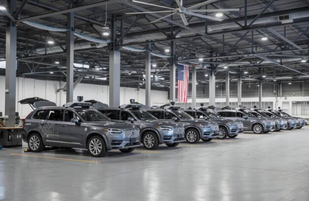 专家称 Uber仍在使用Waymo衍生的自动驾驶技术