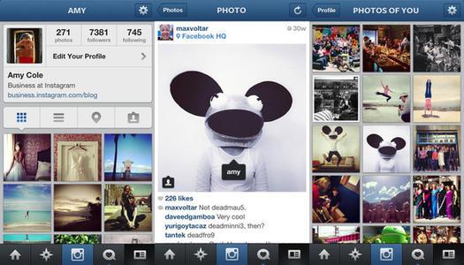 Instagram对隐藏的喜欢传播到美国的测试