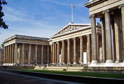 一个在大英博物馆新翼和复兴的海边码头是入围今年的项目中斯特林奖