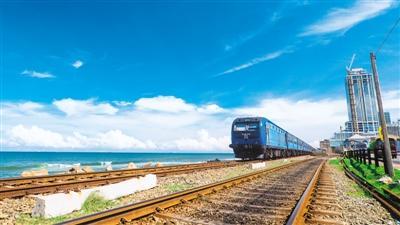 SOM为斯里兰卡最大城市的港口区设计新天际线