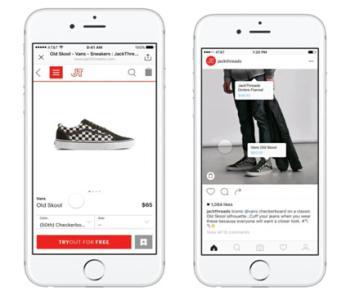 Instagram将购物和IGTV添加到Explore的快捷方式也已添加到探索导航栏中