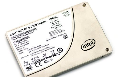 英特尔的新固态硬盘将具备70年不间断娱乐的存储能力