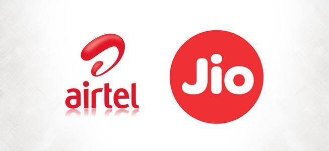 Jio与Airtel和Vodafone计划发生冲突无限通话和每天1GB数据