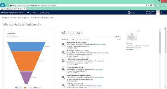微软通过Dynamics CRM Online频道更新来吸引中小型企业