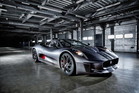 即将出现的1700hp混合动力超级跑车PSC马达SP-200 SIN