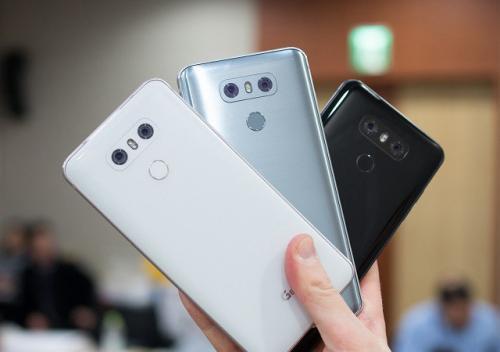 智能手机制造商LG最近推出了新的智能手机LG G6