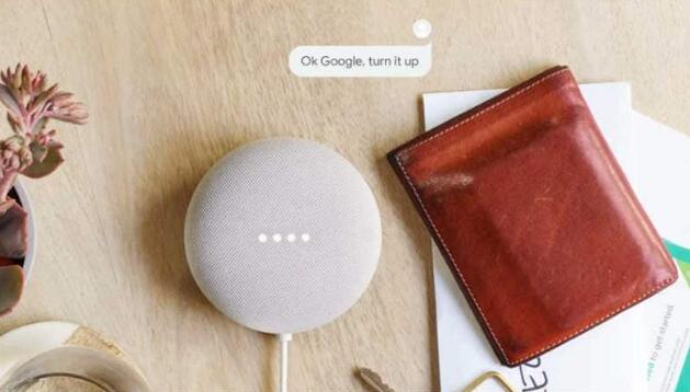 Google Nest Mini智能扬声器在印度推出 将于与亚马逊的Echo Dot竞争