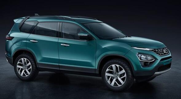 基于的SUV被称为Tata Gravitas;定于2020年2月发射