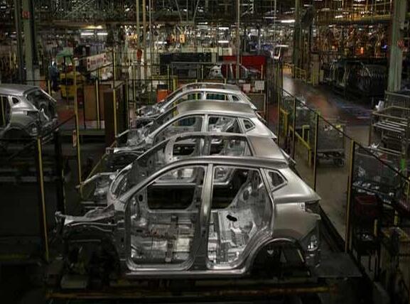2019年10月汽车销量下降12.7% 表明经济增长持续放缓