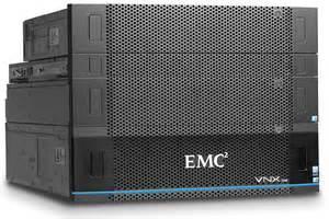 EMC入门级VNX5200存储系统的System 240适用于中型企业和远程办公室
