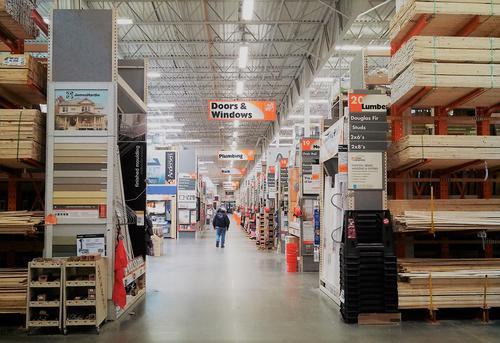 设置芯片和PIN终端将减少Home Depot未来的曝光率