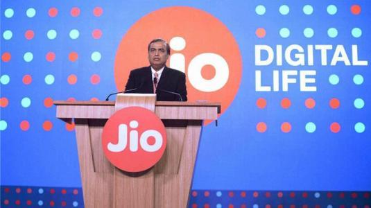 Reliance Jio Prime会员可以通过此充值包获得100 GB的免费数据