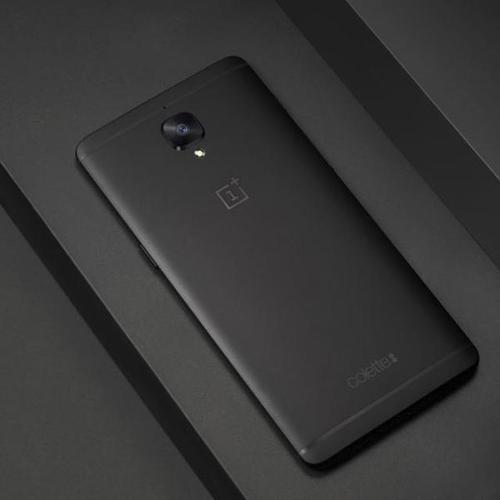推出OnePlus 3T Black Collet限量版配备包括6 GB RAM在内的强大规格